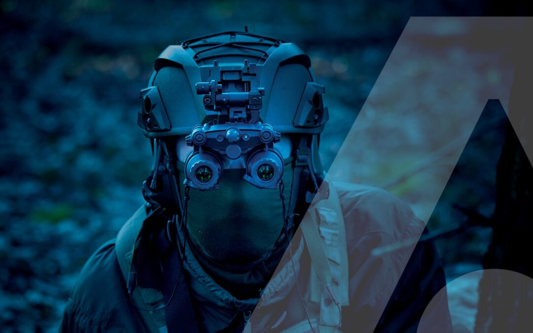 Nellie : the next-gen Night Vision Goggles